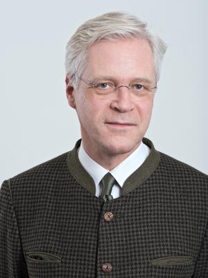 Prof. Dr. Axel Christoph Gampp