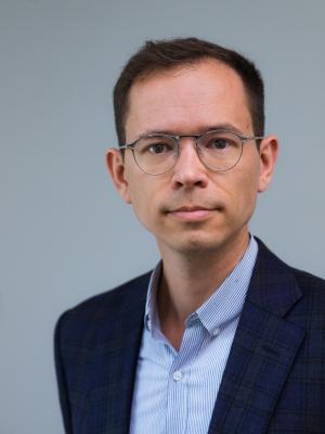 Dr. Hannes Bajohr