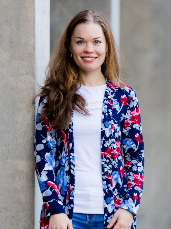Danelle Van Zyl-Hermann