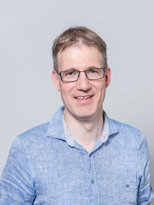Prof. Dr. Dominik Zumbühl