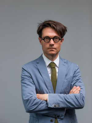 Prof. Dr. Markus Krajewski